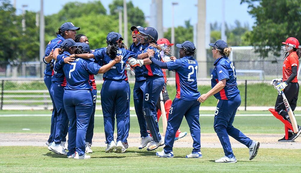 ICC Women's T20 World Cup Americas Qualifier