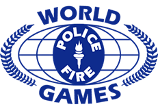 The World Police and Fire Games Logo