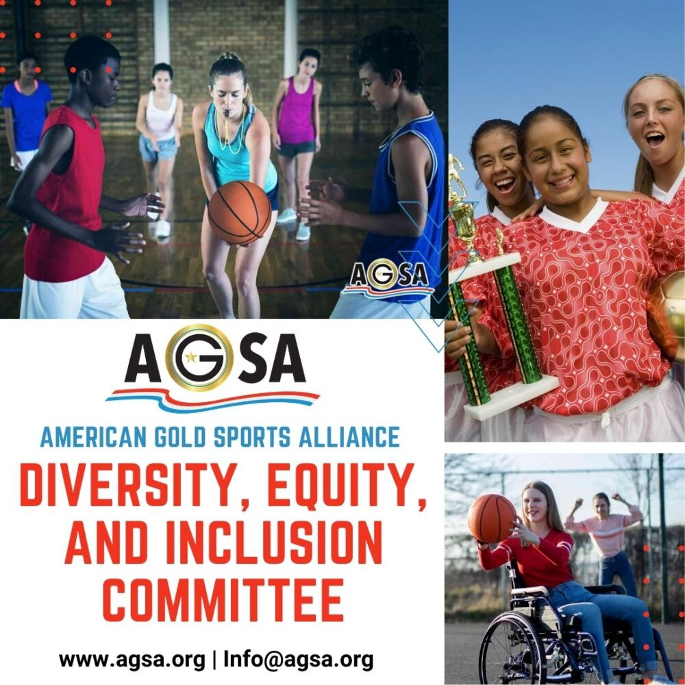 American Gold Sports Alliance Launches Their Diversity, Inclusion, and Equity Committee