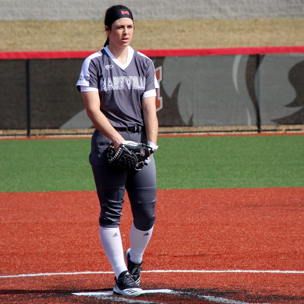 Callans Named GLVC Softball Pitcher of the Week