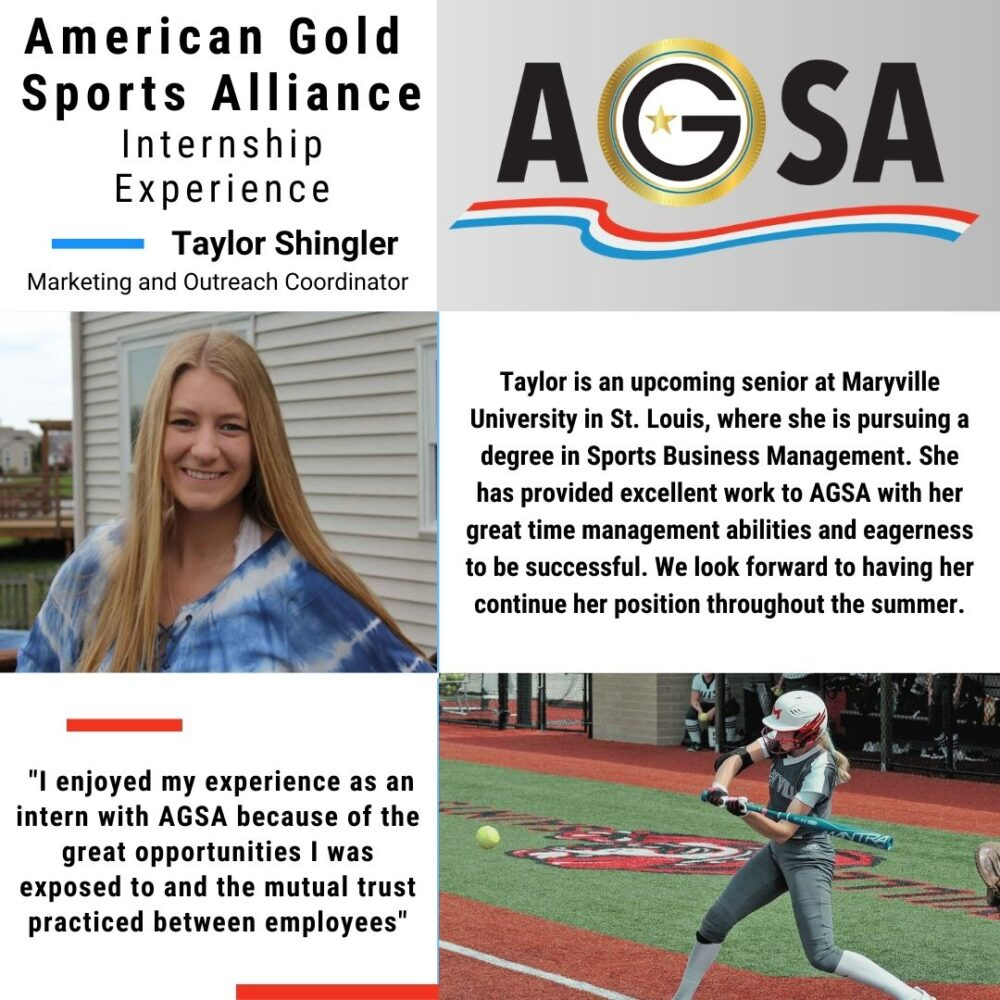 Taylor Shingler Internship Experience