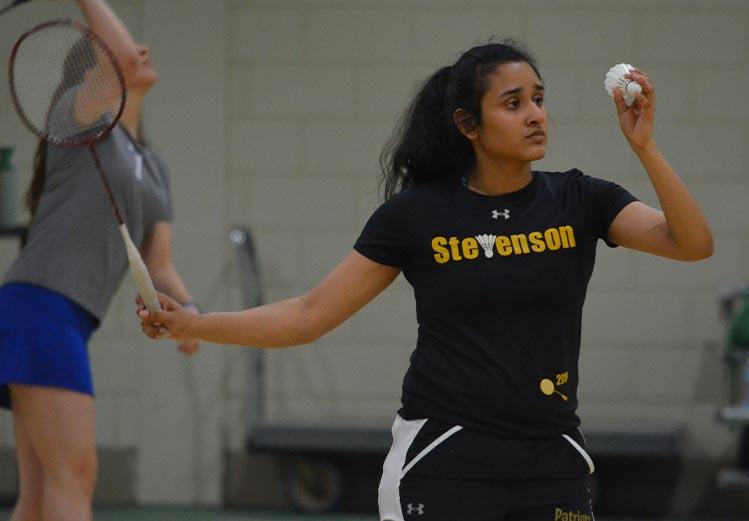 June 2021 Athlete of the Month-Bhaavya Manikonda