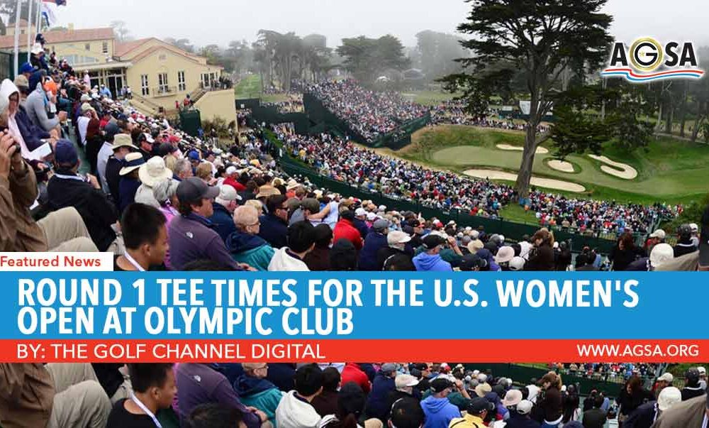 Athlete of the Month Kaitlyn Papp to Play in Round 1 of  the U.S. Women's Open at Olympic Club