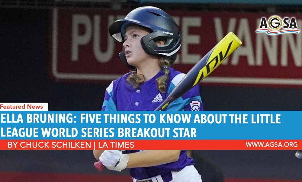Ella Bruning: Five things to know about the Little League World Series breakout star
