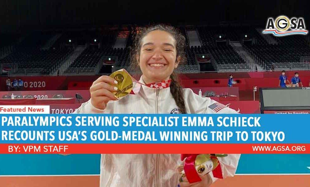 Emma Shieck Gold Medalist